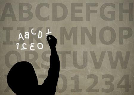 black-board-dyslexia