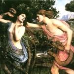 Ο μύθος της όμορφης Δάφνης
