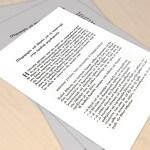 Πληροφορίες και Οδηγίες για τη Συμμετοχή στην Ομαδική Ψυχοθεραπεία